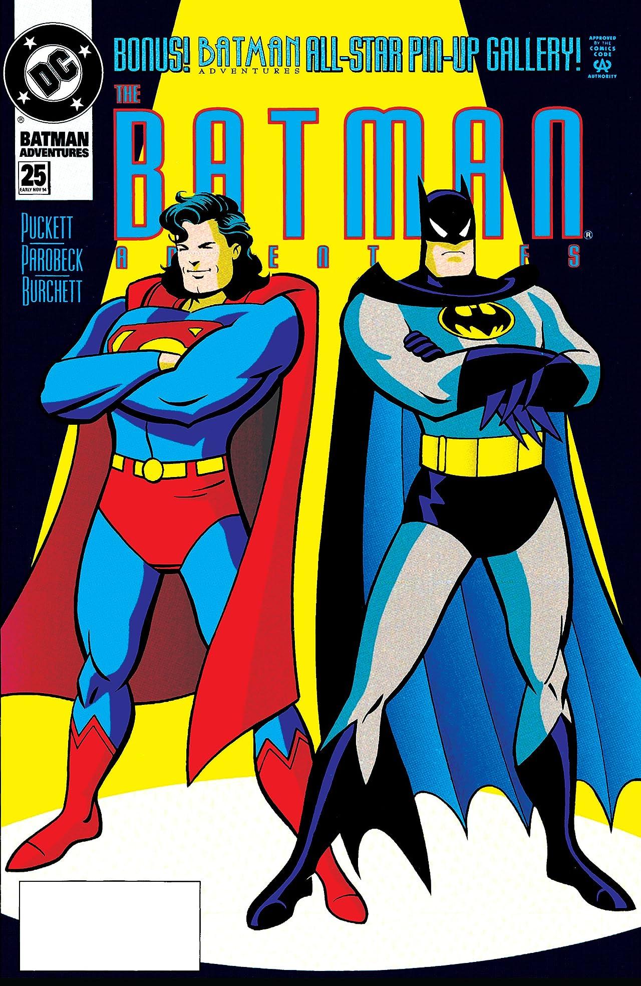 The Batman Adventures (1992-1995) #25