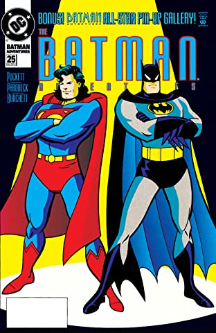 The Batman Adventures (1992-1995) #25