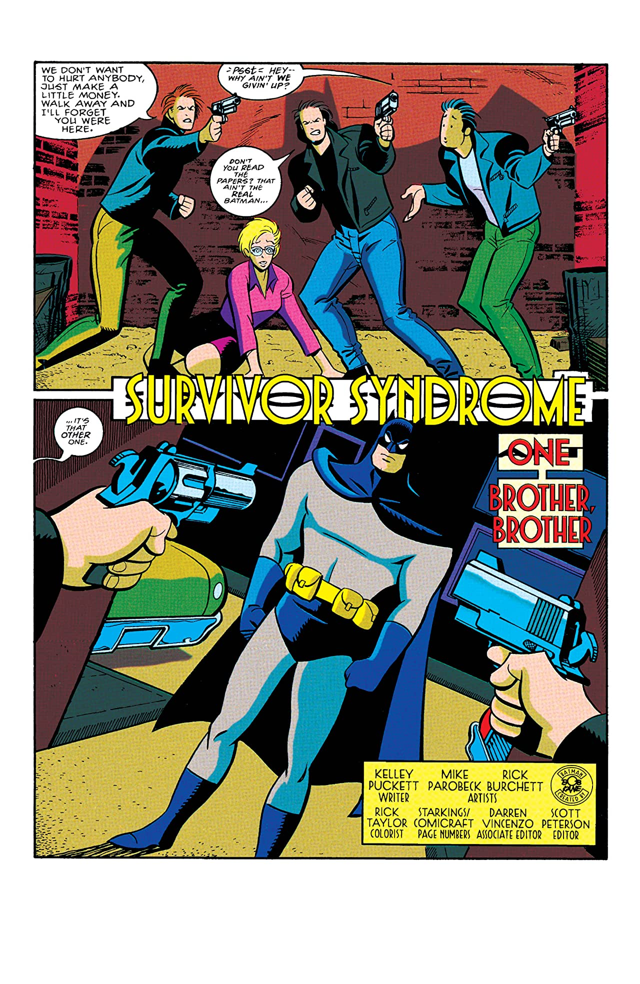 The Batman Adventures (1992-1995) #27