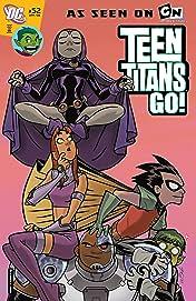 Teen Titans Go! (2004-2008) #52