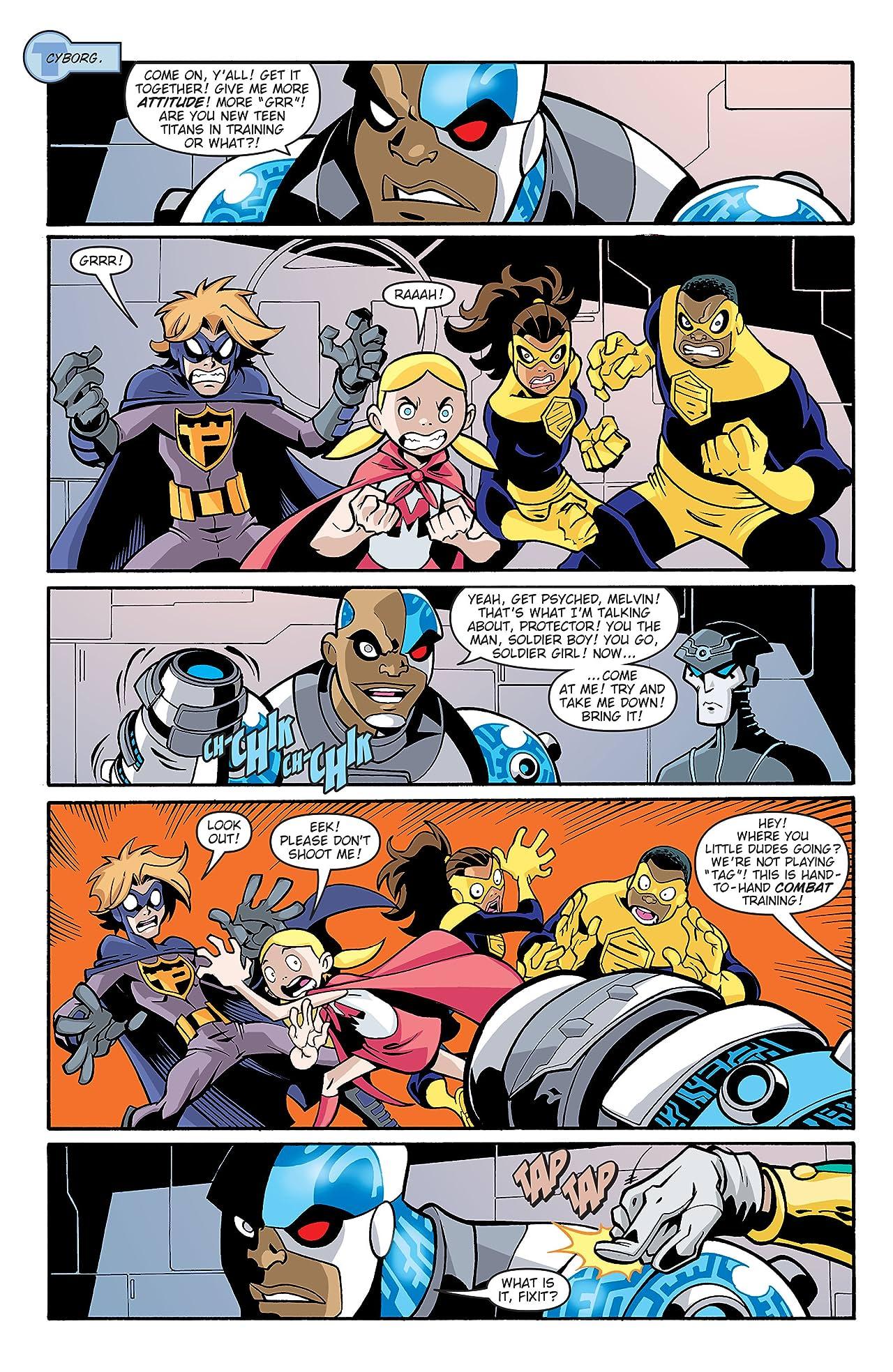 Teen Titans Go! (2004-2008) #55