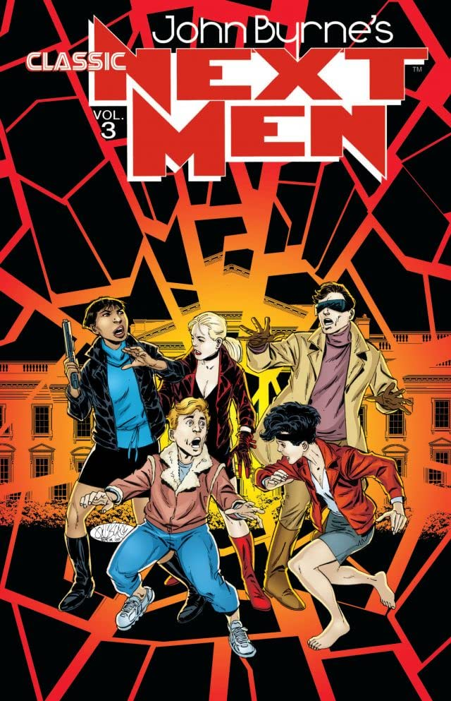John Byrne's Classic Next Men Vol. 3