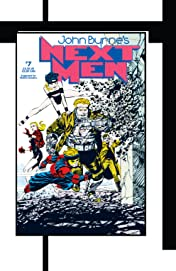 John Byrne's Classic Next Men Vol. 2