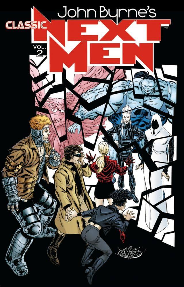 John Byrne's Classic Next Men Vol. 2