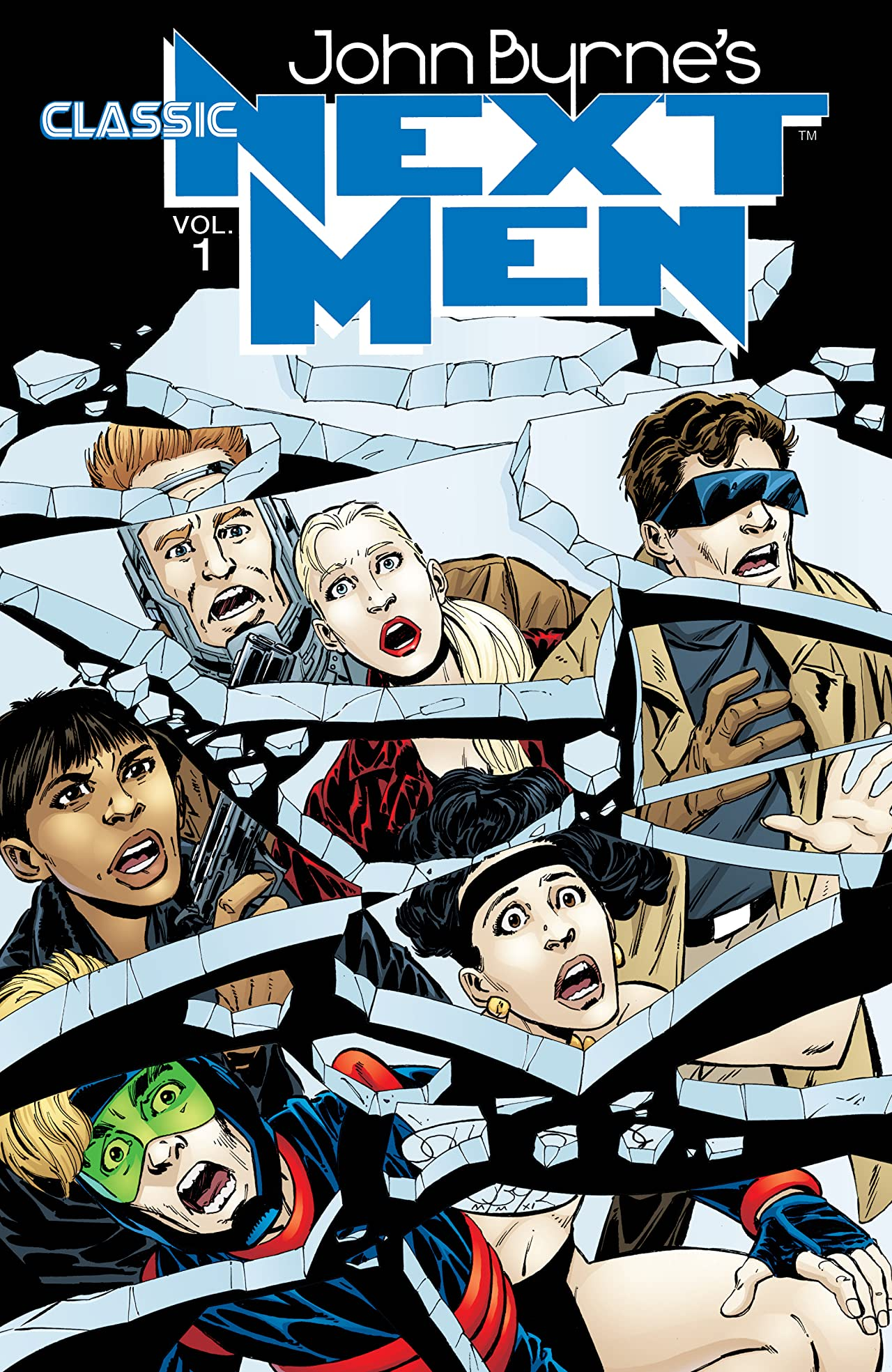 John Byrne's Classic Next Men Vol. 1
