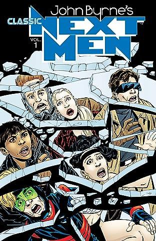 John Byrne's Classic Next Men Vol. 1