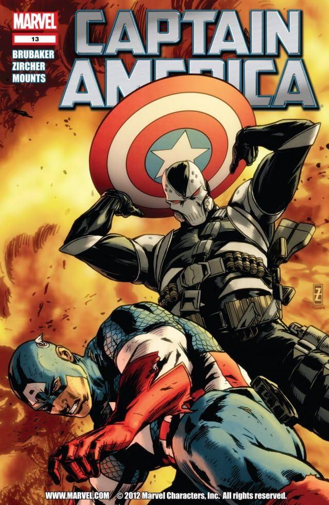 Captain America (2011-2012) #13