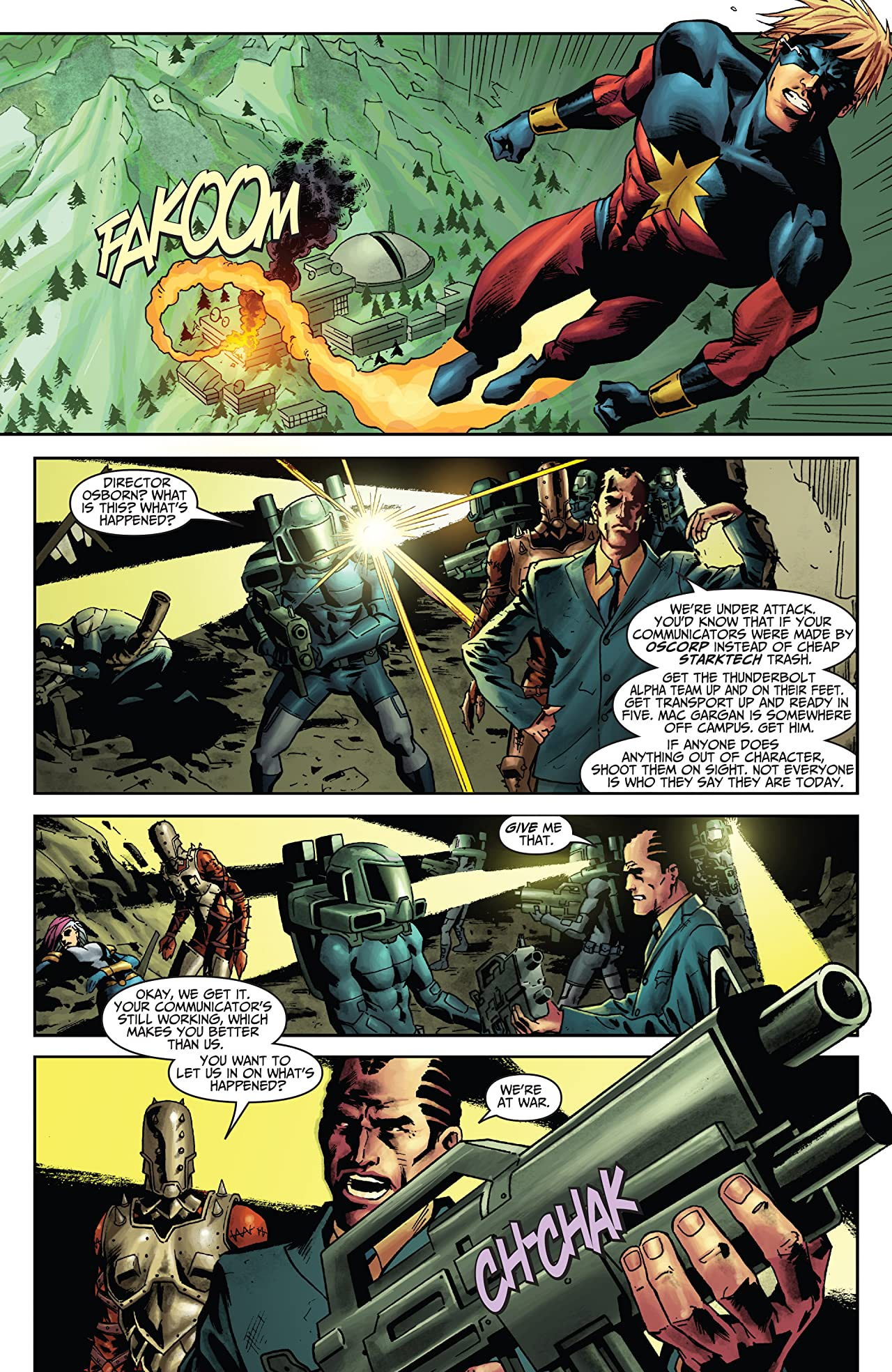 Thunderbolts (2006-2012) #123