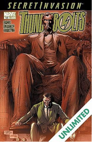 Thunderbolts (2006-2012) #124