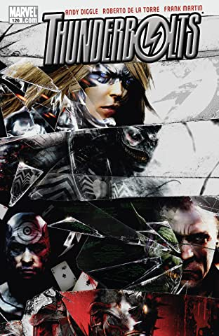 Thunderbolts (2006-2012) #126