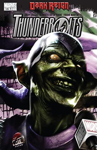 Thunderbolts (2006-2012) #129