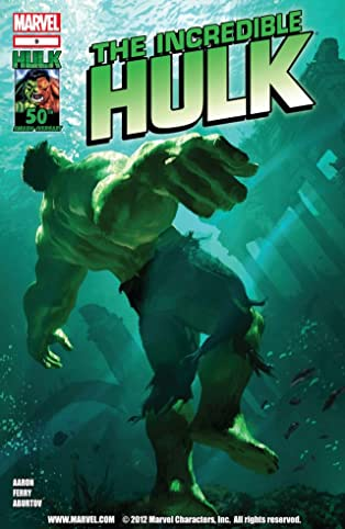 Incredible Hulk (2011-2012) #9