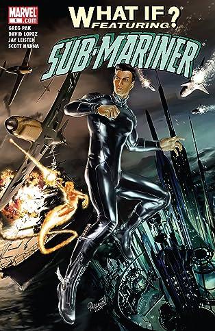What If? Sub-Mariner #1