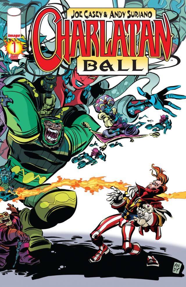 Charlatan Ball #1