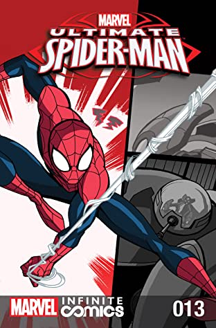 Ultimate Spider-Man Infinite Comic #13
