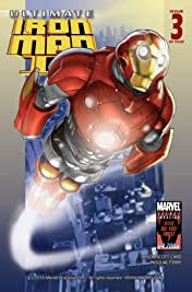 Ultimate Iron Man II #3 (of 5)