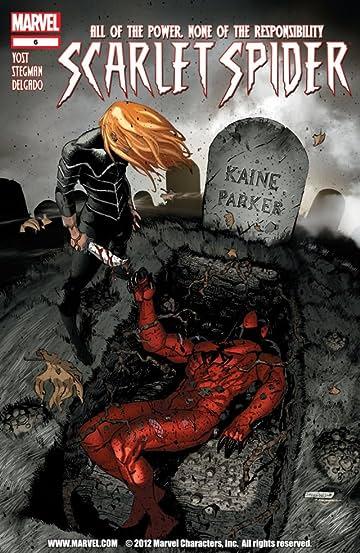 Scarlet Spider (2012-2013) #6