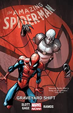 Amazing Spider-Man Vol. 4: Graveyard Shift