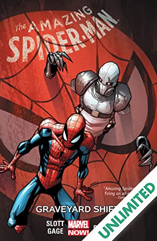 Amazing Spider-Man COMIC_VOLUME_ABBREVIATION 4: Graveyard Shift