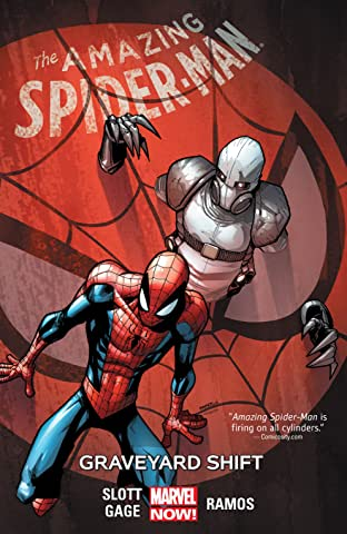 Amazing Spider-Man Tome 4: Graveyard Shift