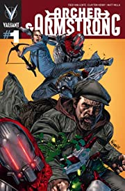 Archer & Armstrong (2012- ) No.1: Digital Exclusives Edition