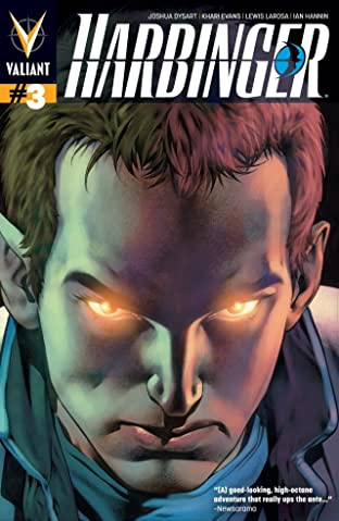 Harbinger (2012- ) No.3: Digital Exclusives Edition