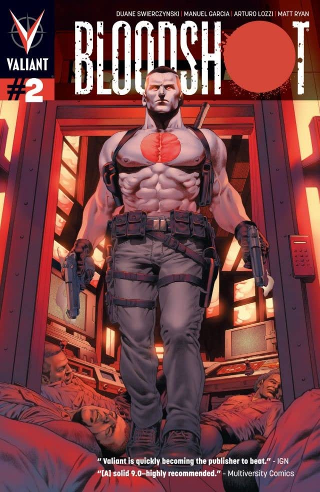 Bloodshot (2012- ) No.2: Digital Exclusives Edition