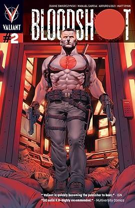 Bloodshot (2012- ) No.2: Digital Exclusives Edition