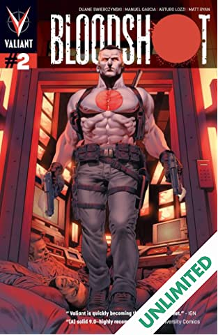 Bloodshot (2012- ) #2: Digital Exclusives Edition