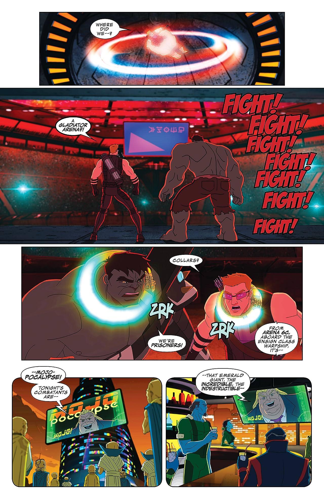 Marvel Universe All-New Avengers Assemble Vol. 2