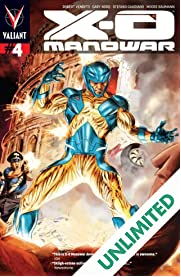 X-O Manowar (2012- ) #4: Digital Exclusives Edition