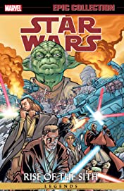 Star Wars Legends Epic Collection: Rise of the Sith Tome 1