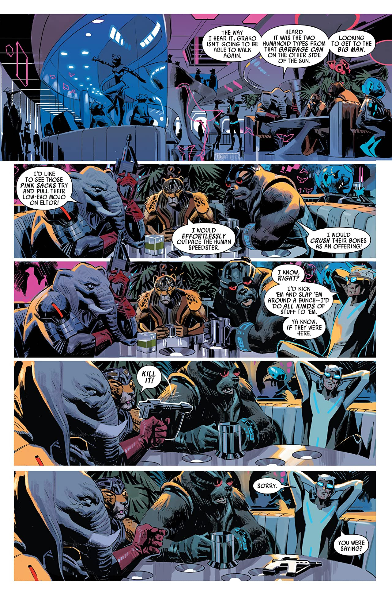 Uncanny Avengers Vol. 1: Counter-Evolutionary