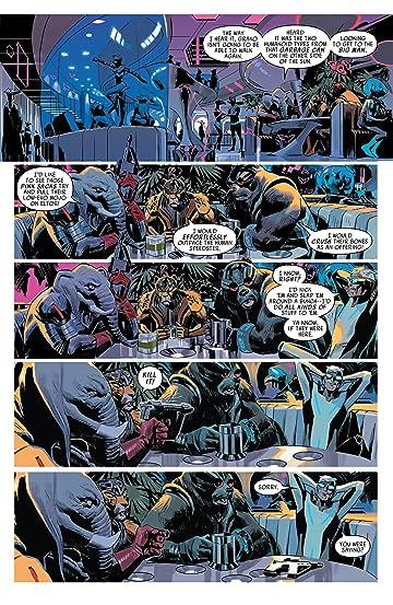 UNCANNY AVENGERS COUNTER EVOLUTIONARY  #1 TP TPB TRADE PAPER BACK MARVEL 112 pg