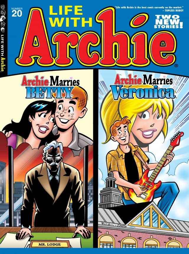 Life With Archie #20