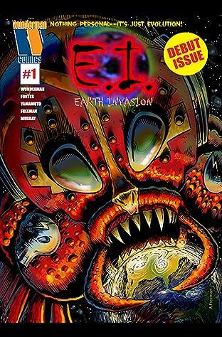 E.I. - Earth Invasion #1