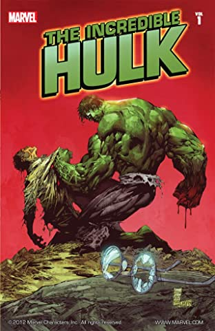 Incredible Hulk By Jason Aaron Tome 1