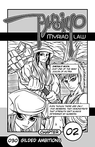 Avaiyo: Myriad Law #030