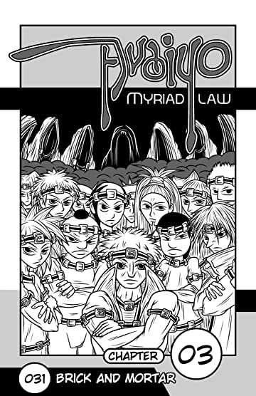 Avaiyo: Myriad Law #031