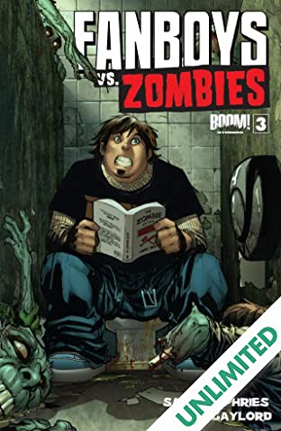 Fanboys vs. Zombies #3