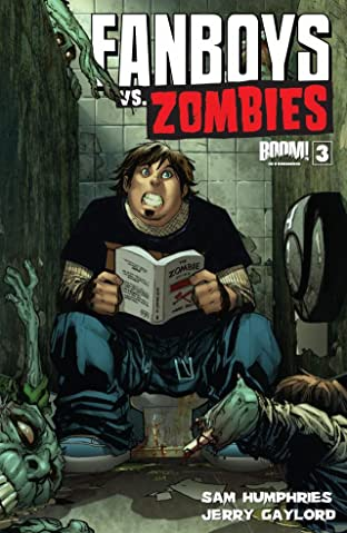 Fanboys vs. Zombies No.3