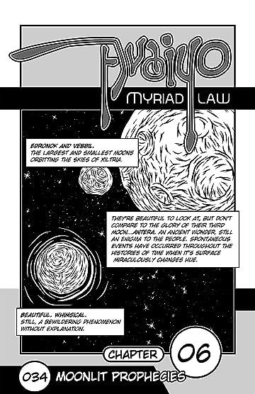 Avaiyo: Myriad Law #034