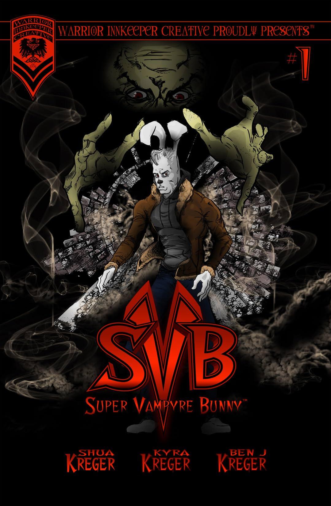 SVB: Super Vampyre Bunny #1