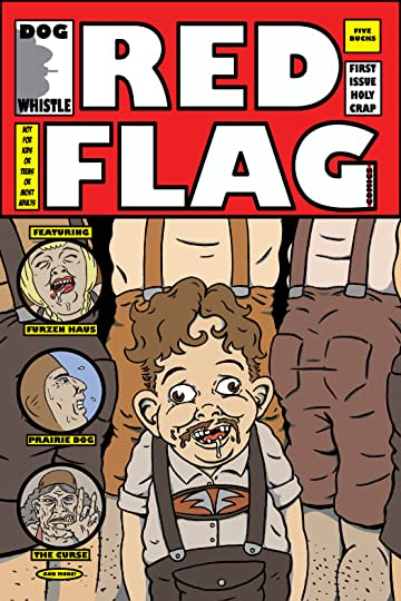 Red Flag Comics #1