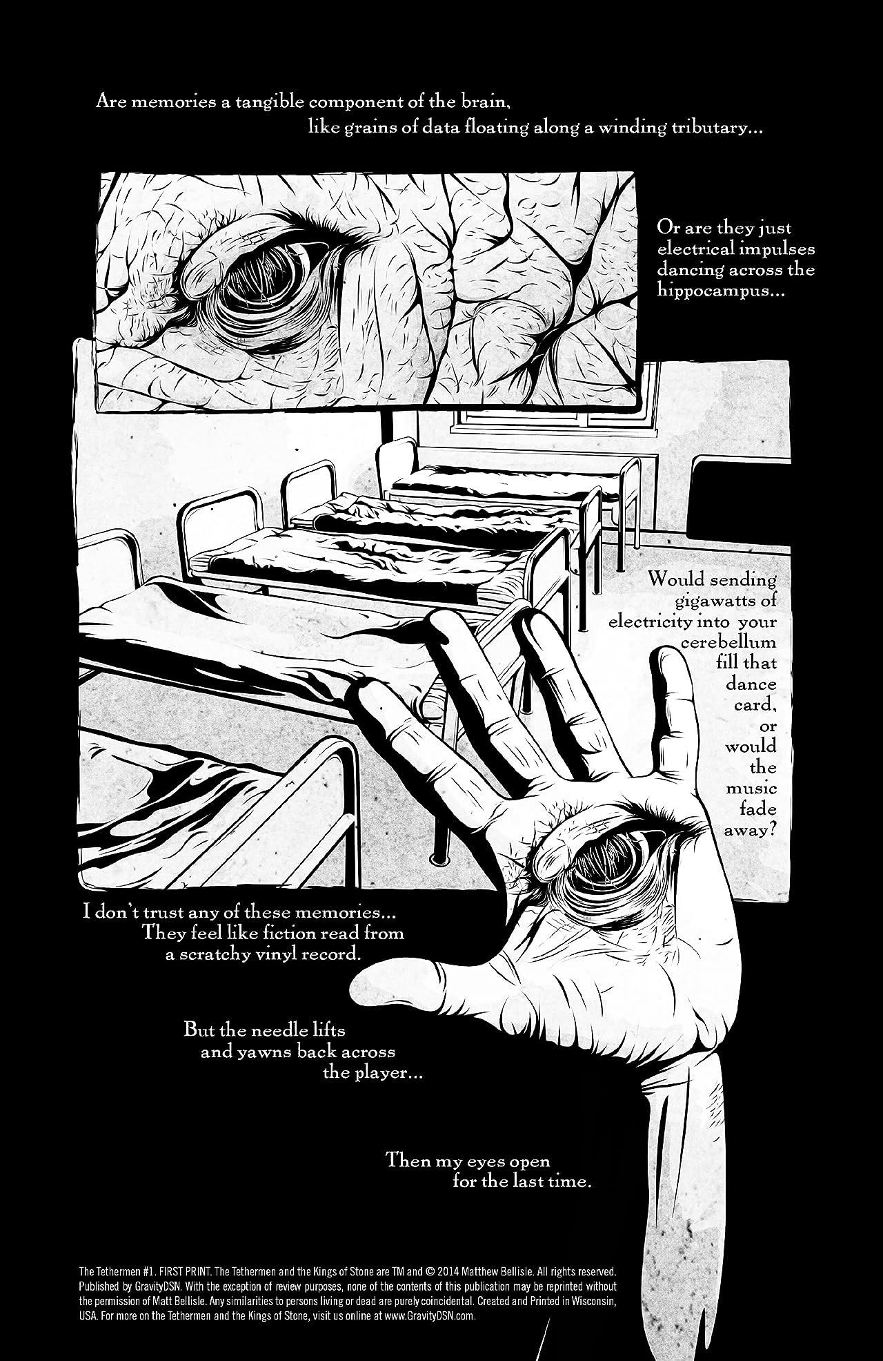 Tethermen & The Kings of Stone #1