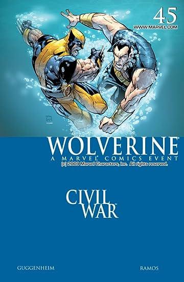 Wolverine (2003-2009) #45