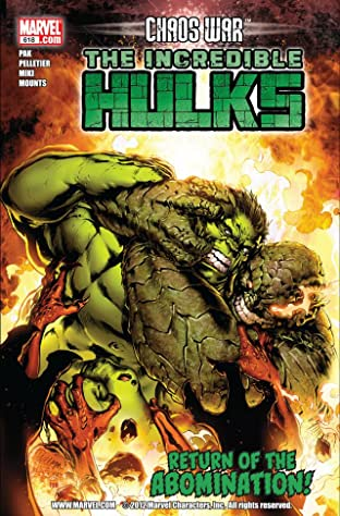 Incredible Hulks (2009-2011) #618