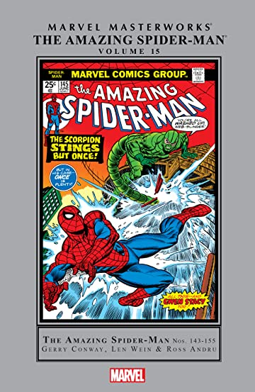 Amazing Spider-Man Masterworks Vol. 15