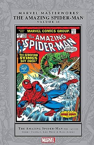 Amazing Spider-Man Masterworks Tome 15