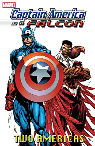 Captain America and The Falcon Tome 1: Two Americas